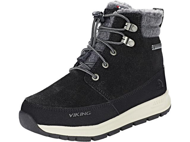 Viking Footwear Rotnes GTX Kengät Lapset, black/grey